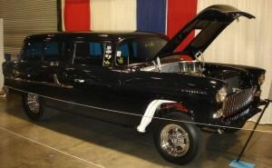 55 chevy wagon gasser