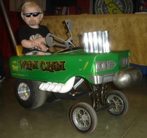 gasser pedal car copy