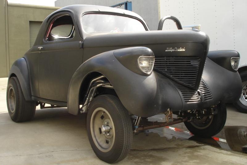 39 Willys Gasser