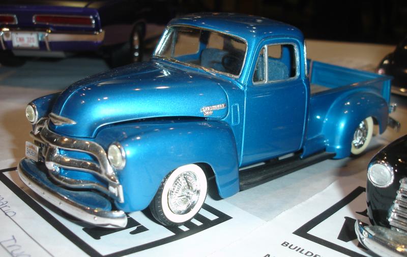 50 Chevy Truck Model