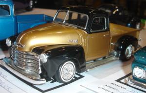 54-chevy-truck model