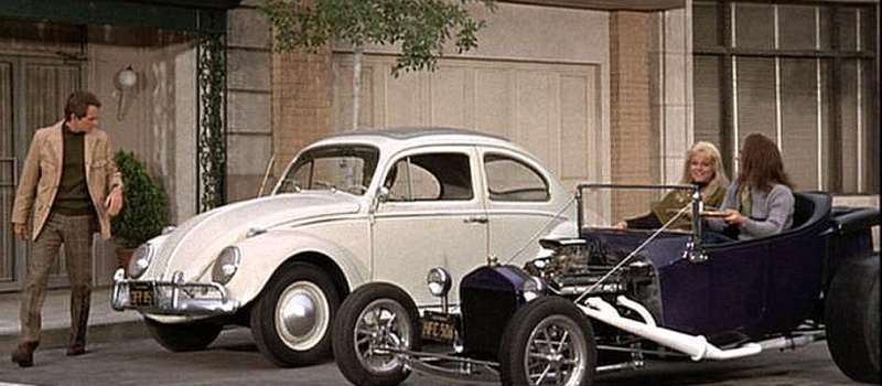 herbie and hot rod