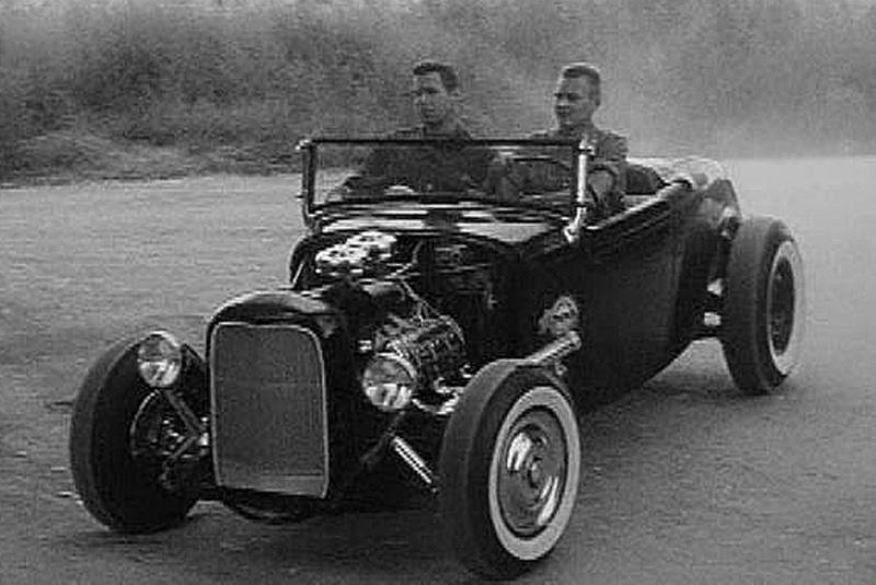 highway patrol roadster