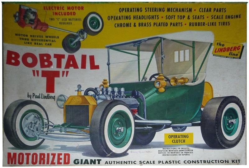 lindberg bobtail T box