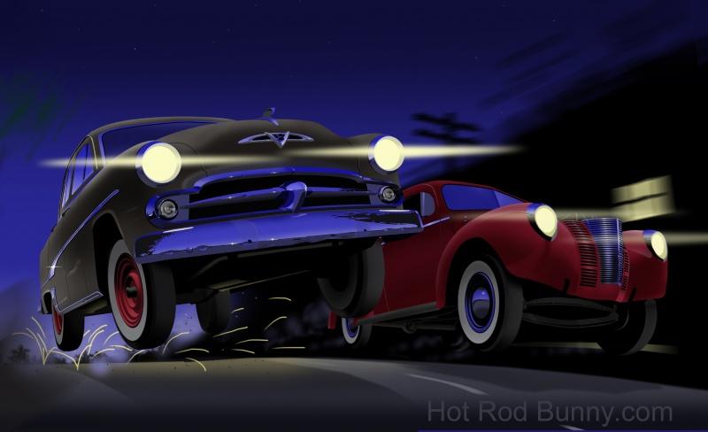 1 Beverly Moon Street Racing