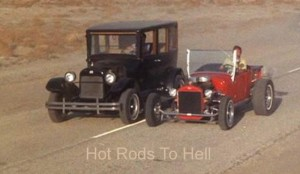 Hot rods from hell