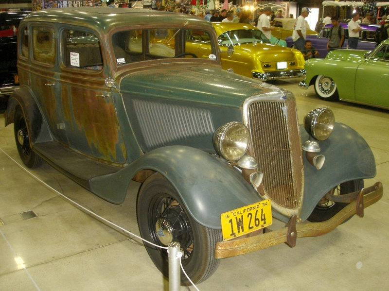 2015 Grand National Roadster Show featured car