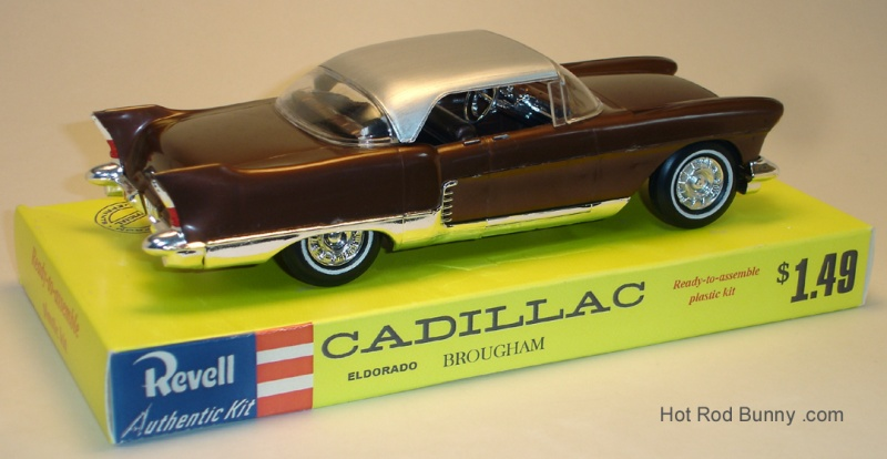 revell eldorado brougham rear test shot